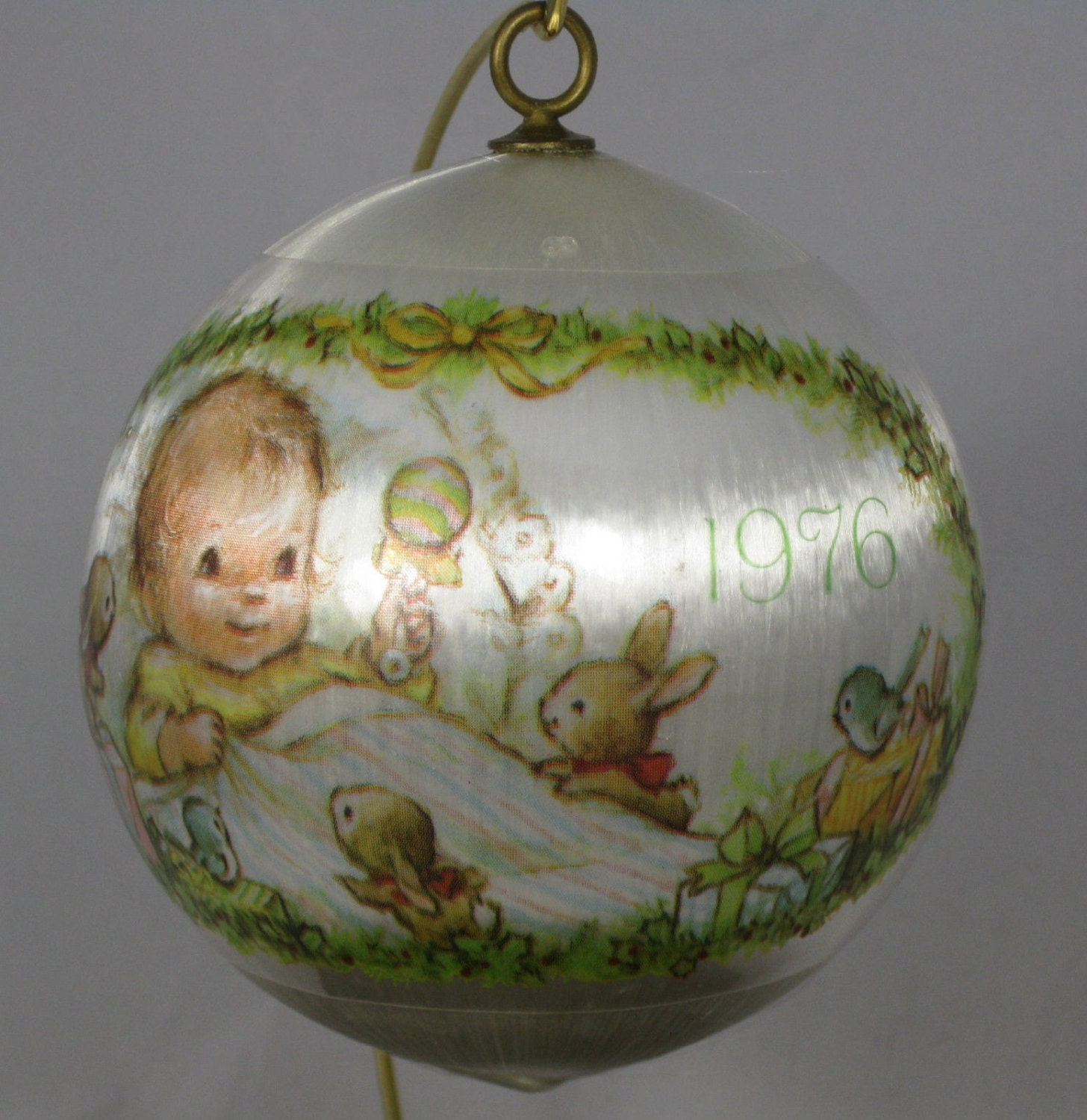 Hallmark baby s first christmas ornament keepsake