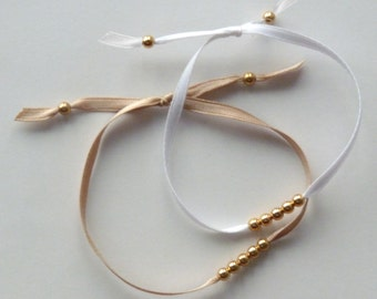 Bracelet gold Pearl