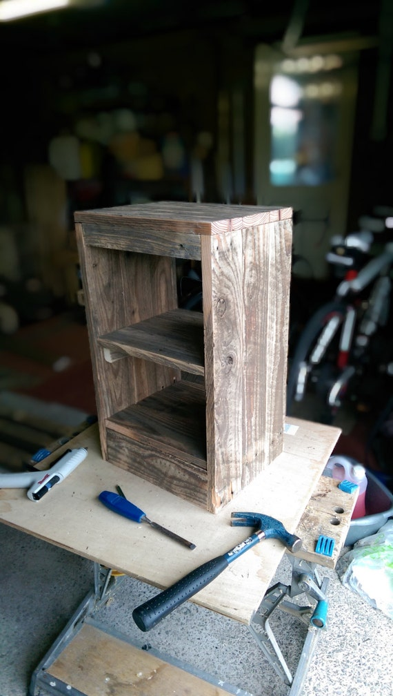 brilliant pallet wood bedside tables desk