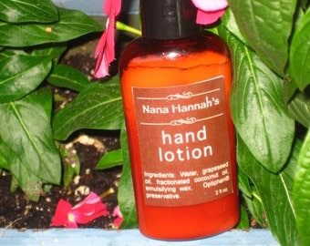 Hand and Body Lotion, 2 oz