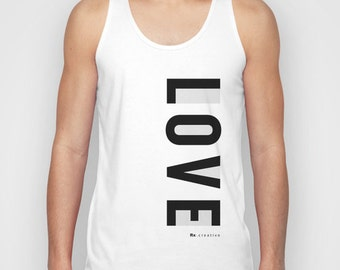 Rx  LOVE in GREY - MENS