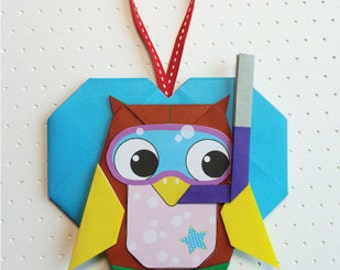 origami owl instructions pdf