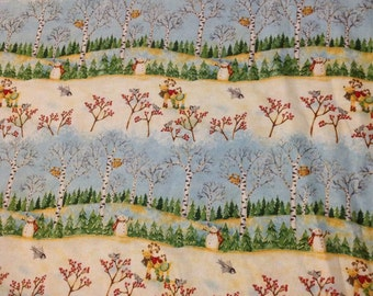 Winter woodland . 50% off for july only.