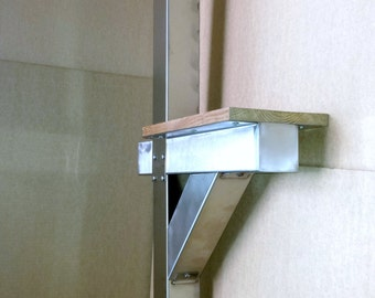 Stainless Steel Mounting Post for Mailbox