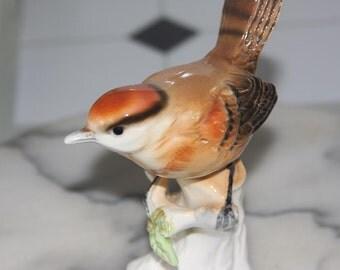 Vintage Bird Figurine