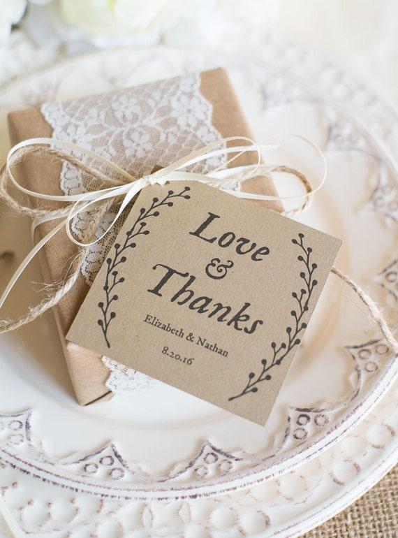 Rustic Wedding Gift Tags : Rustic Wedding Favor TagsDOWNLOAD InstantlyEDITABLE TextLove ...