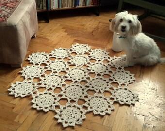 Handmade Crochet Doormat