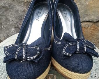 TULIPANO Pin-up platform  shoes