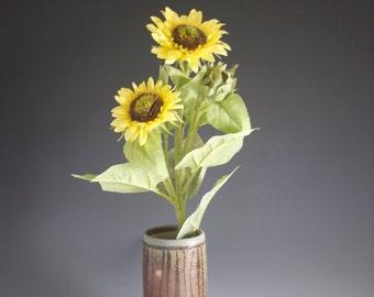 Tall Vase-Soda Fired