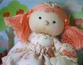 Apple Cheeks Collectible Doll - Miss Ruth Rome Beauty - Gift Ideas for Kids!