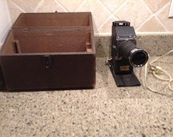 1970s picture slide projector