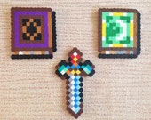 Fire Emblem Weapon and Tome bead sprites
