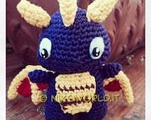 Amigurumi Handmade Spyro