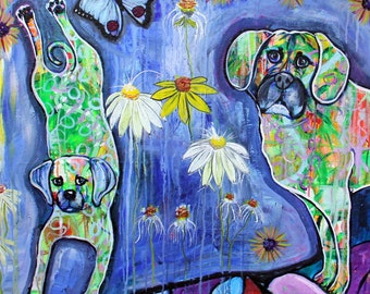 """Shop """"puggle"""" in Painting"""
