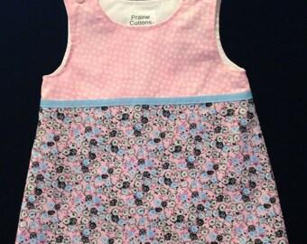 3-6 month jumper dress