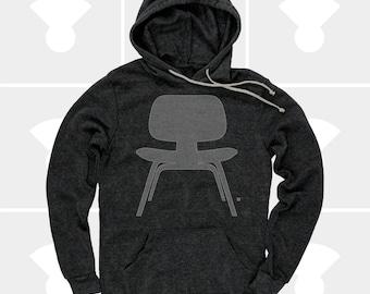 Eames Chair - Unisex Hoodie
