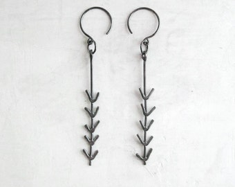 Arrow Earrings - Five