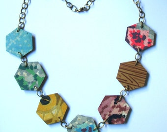 Lino Hexie Necklace