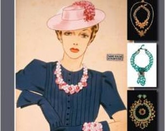 Miriam Haskell Reference Jewelry Book