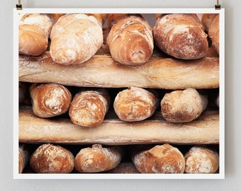 "SALE! Paris Photography, ""Baguettes"" Paris Print, Large Art Print Fine Art Photography"