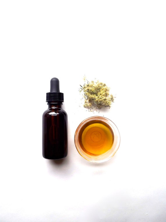 wild carrot seed tincture