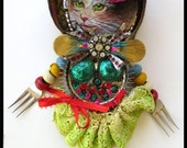 PURRRDY KITTY - Special Order for Annasoc1