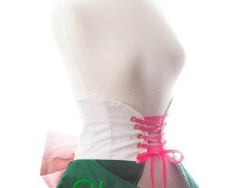 Magical Girl Jupiter Inspired Deluxe Cincher Skirt