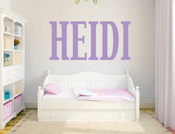 name stickers large wall letters name decals vinyl letter alphabet letters large nursery wall sticker decoration