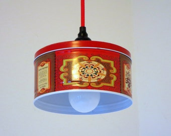 Plug-in pendant light - Gingersnaps tin edition - Enter coupon code PrintTinTin for 10% off!