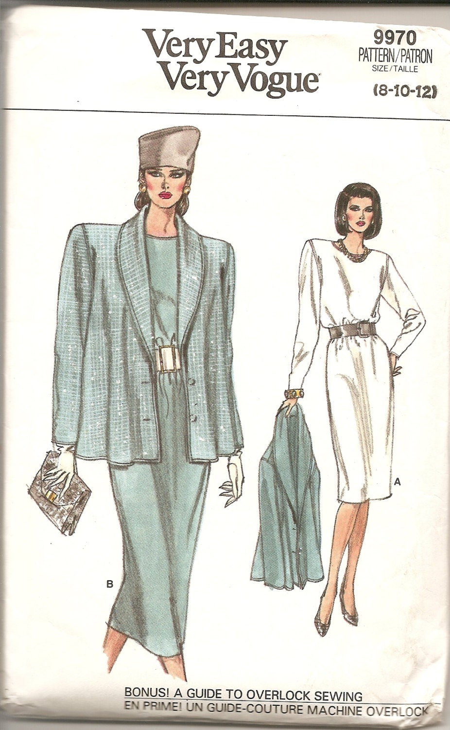 Vintage Sewing Pattern...