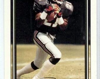 RARE 1992 Topps High Series DEION SANDERS Football Card Limited Production