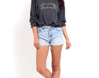 The Vintage Grey Networking Crewneck 50/50 Sweatshirt
