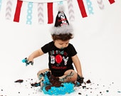 Birthday Boy Shirt...Balloon Birthday Boy...First Birthday Boy...Personalized Birthday Shirt
