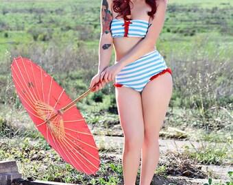 Sailor Red Bandeau