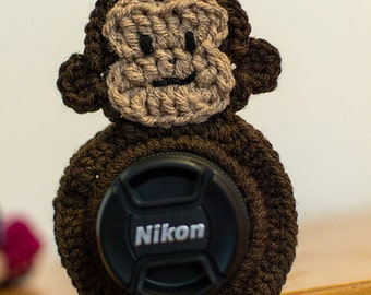 Monkey Lens Buddy - made to order