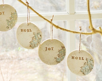 Christmas Ornaments Unique Personalized Gift Tree Ornament Christmas Decorations Holiday Gifts Winter Wedding Decor