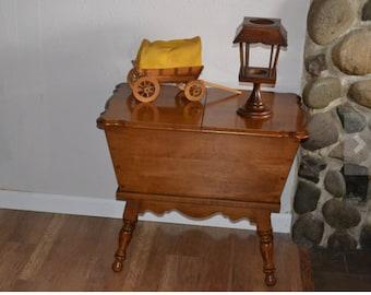 vintage maple furniture etsy