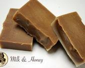 Milk and Honey Goats Milk Soap