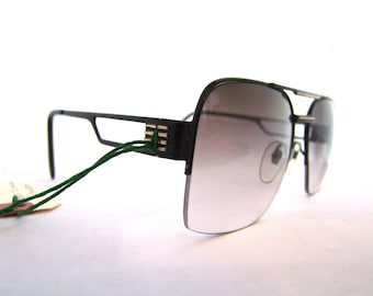 Rare NEOSTYLE  Vintage Optical Sunglasses with New cr 39 Gradiant lens Mop Nautic 5/876