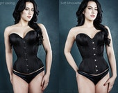 Essential Sweetheart Overbust Corset - CUSTOM your SIZE and COLOR