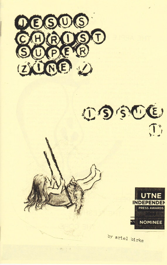 Jesus Christ Superzine, Vol. 1 (Zine)
