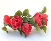 Smell the Roses headband