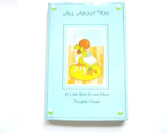 All About You, a Little Book for and About Thoughtful People, Hallmark, 1967