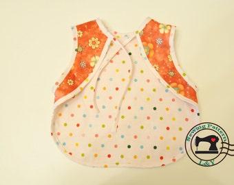Baby Bib PDF Sewing Pattern (6-12 month)
