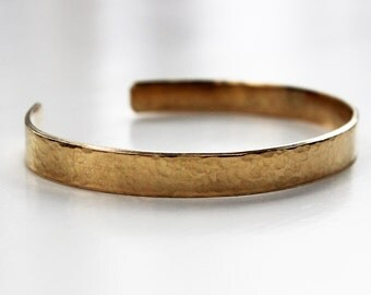 CUSTOM text gold bangle bracelet with hidden message on the inside, personalized gold bangle, brass bracelet, hand stamped, secret message