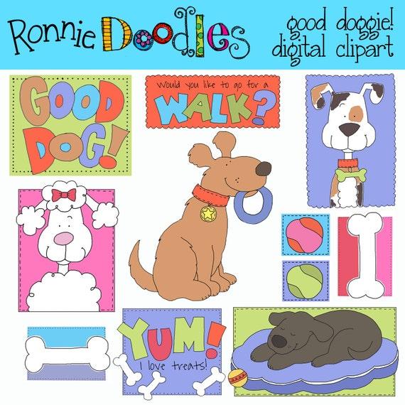 good dog clipart - photo #15