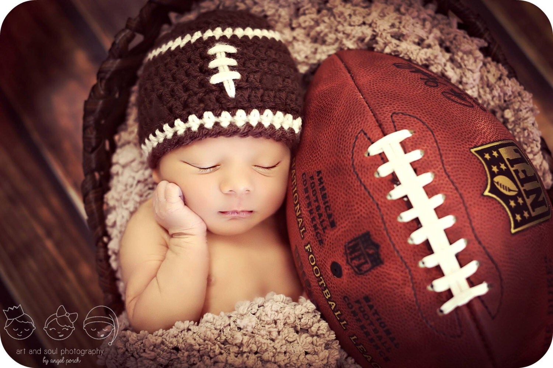 Baby Boy Photo Props Crochet Blue Stripe Newborn Costumes ...  |Baby Boy Newborn Photography Props