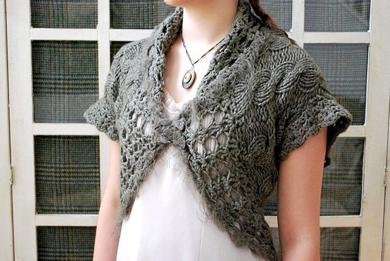 forest and frill KNITTING/CROCHET PATTERN