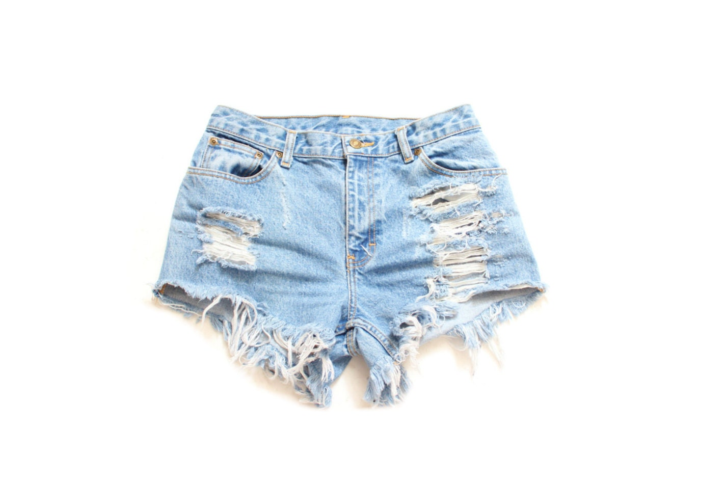 how to fix ripped shorts