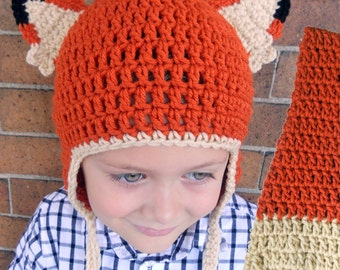 Popular items for orange fox on Etsy